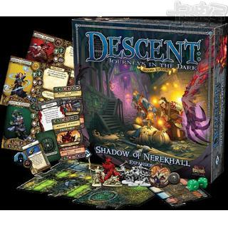Descent: The Shadow of Nerekhall 深入絕地:暗影魔城