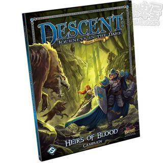 Descent Second Edition: Heirs of Blood Campaign Book