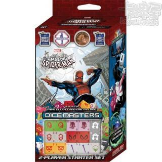 Marvel Dice Masters: The Amazing Spider-Man 漫威骰子大師(蜘蛛人版)