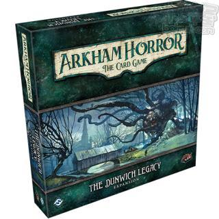 Arkham Horror: The Card Game – The Dunwich Legacy Expansion