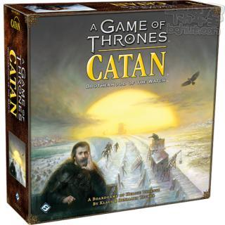 A Game of Thrones: Catan – Brotherhood of the Watch (權力的遊戲:卡坦島)