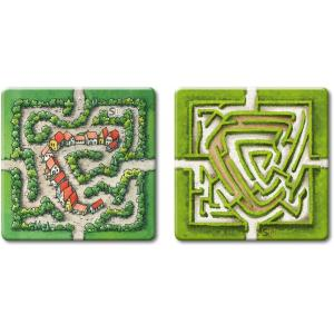 Carcassonne: Das Labyrinth (卡卡頌:迷宮)