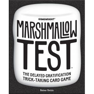 Marshmallow Test (棉花糖測試)