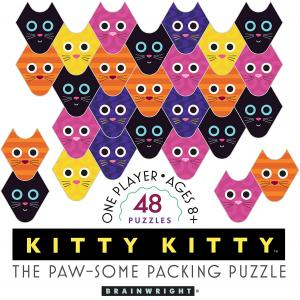 Kitty Kitty: The Paw-Some Packing Puzzle