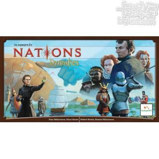 Nations: Dynasties Expansion (國家:朝代)