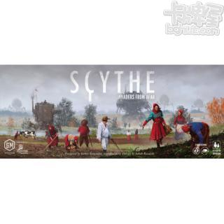 Scythe: Invaders from Afar (鐮刀戰爭:遠方入侵者擴充)