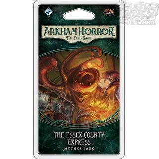 Arkham Horror: The Card Game – The Essex County Express (一循第2小擴)