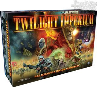 Twilight Imperium 4th Edition (帝國曙光第四版)