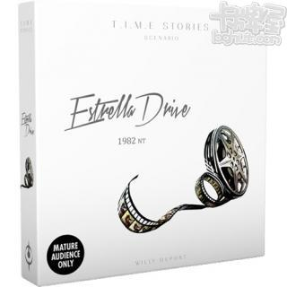 T.I.M.E. Stories: Estrella Drive 1982 NT Expansion