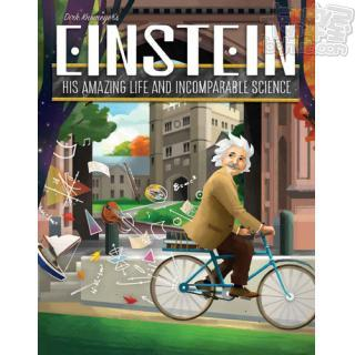 Einstein: His Amazing Life and Incomparable Science (愛因斯坦)