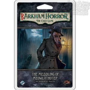 Barkham Horror: The Card Game – The Meddling of Meowlathotep: Scenario Pack (獨立擴)