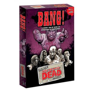 Bang! Walking Dead – We are the Walking Dead Exp