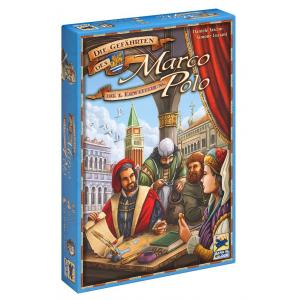 Die Gefahrten des Marco Polo (馬可波羅的夥伴擴充) /The Voyages of Marco Polo: Agents of Venice