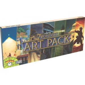 7 Wonders: Art Pack