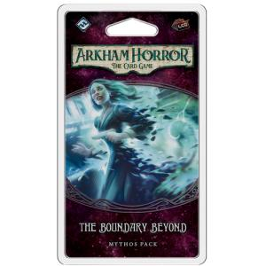 Arkham Horror: The Card Game – The Boundary Beyond (詭鎮奇談卡牌版第三循環第2小擴)