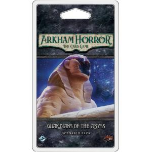 Arkham Horror: The Card Game – Guardians of the Abyss: Scenario Pack (獨立擴)