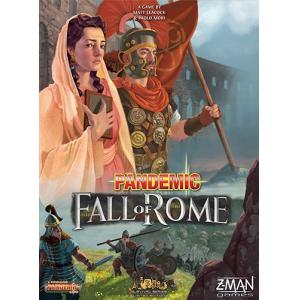 Pandemic: Fall of Rome (瘟疫危機:羅馬淪陷)