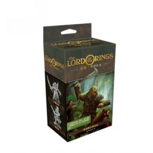 魔戒:中洲征途 埃利阿多的惡徒模型補充包 (The Lord of the Rings: Journeys in Middle-earth – Villains of Eriador Figure Pack)