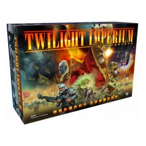帝國曙光 (Twilight Imperium 4th Edition)