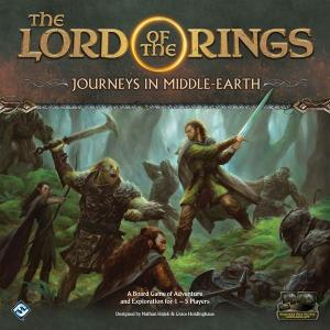 The Lord of the Rings: Journeys in Middle-earth (魔戒: 中洲)